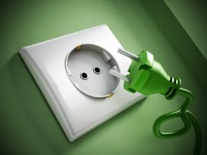 prise électricité